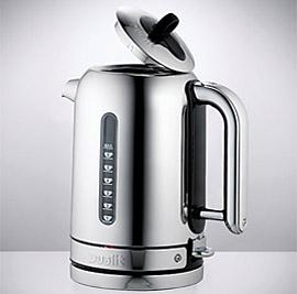dualit stylish kettle